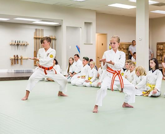 Can Kids Earn a Black-Belt? - Zen Martial Arts